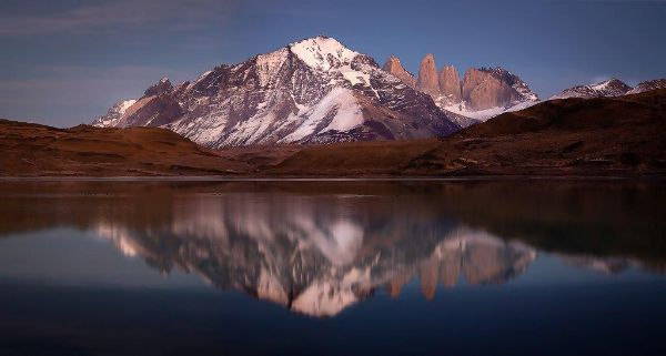 Torres reflections