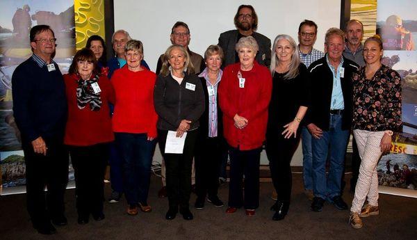 Winners, Guest Speakers, Judges, Chairman, Sponsors