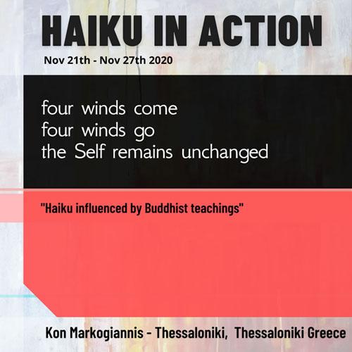 haiku in action