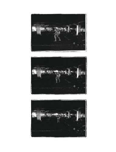Triptych III