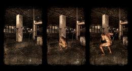 Prisoner (Triptych)