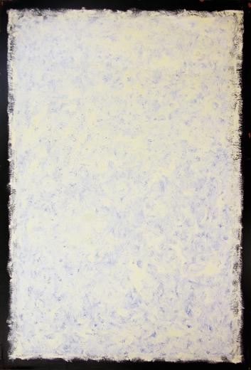 © Kourosh Bahar | white veil, 2000, oil/canvas, 36x24