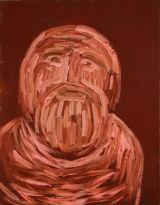 "©  Kourosh Bahar | [Apostles] II, 10/2001, oil/canvas, 20x16"""