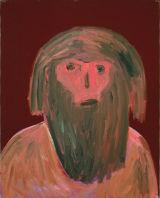 "©  Kourosh Bahar | [Apostles] III, 10/2001, oil/canvas, 20x16"""