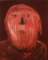 "©  Kourosh Bahar | [Apostles] IV, 10/2001, oil/canvas, 20x16"""