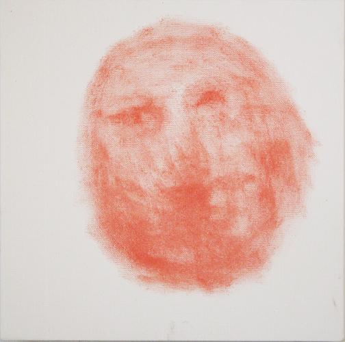 ©  Kourosh Bahar | master, 2002, oil/canvas, 12x12