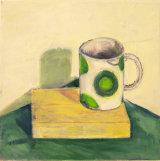 coffee mug, 2011, oil/panel, 10x10
