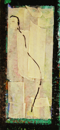©  Kourosh Bahar   Yellowbelly, 2013, detail #1