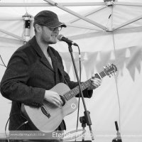 Tom Lawton @ Music at the market - Ossett