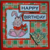 Messy Rabbit Birthday