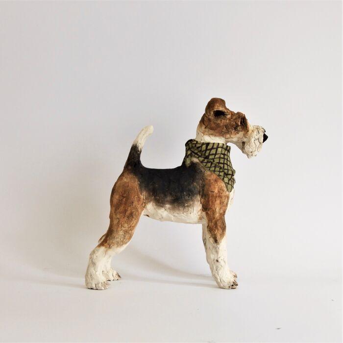 Fergus fox terrier