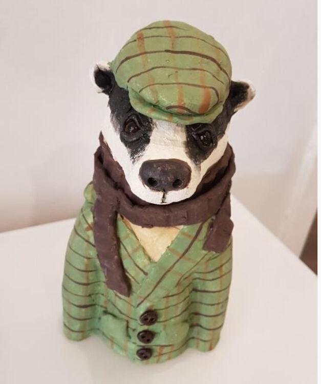 Boris badger