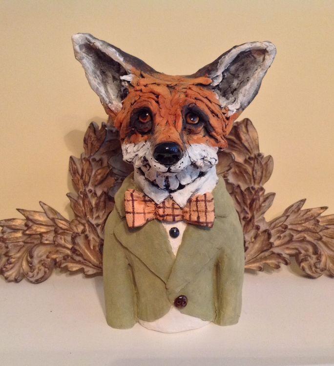 Dapper Mr Fox