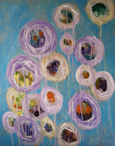 Blooming Balloons £20