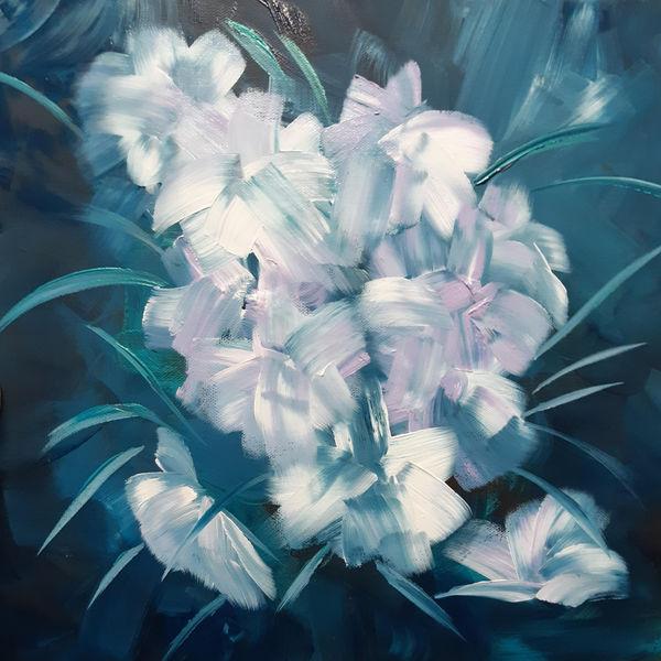 Midnight Blooms £15