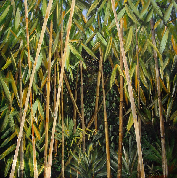 Bamboo Thicket  £90 Large