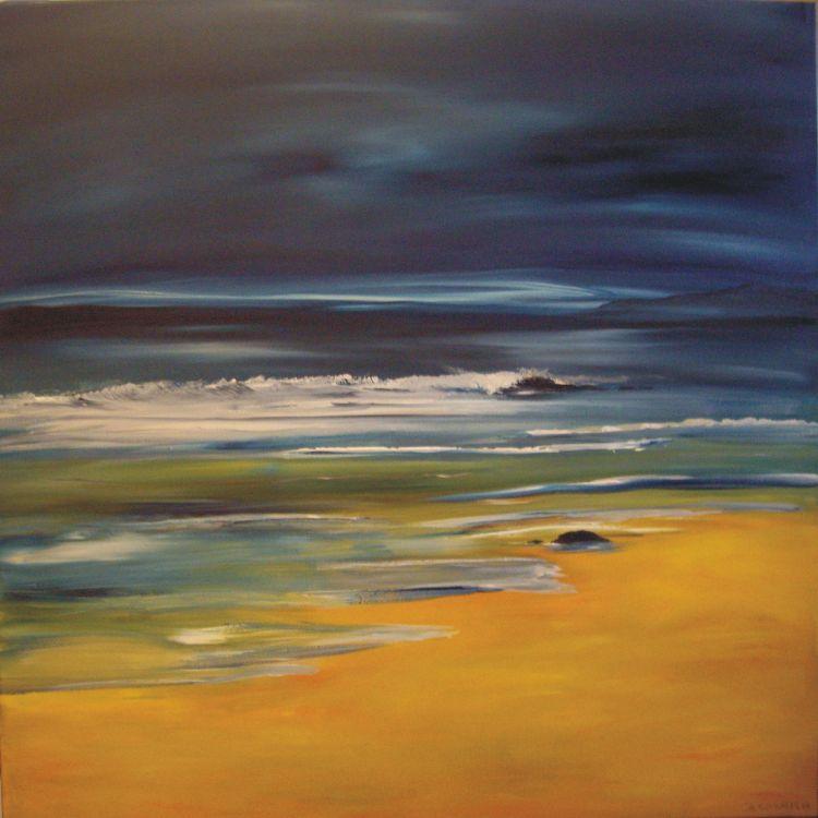 Azura  £60 + p&p - XL painting