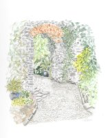 Clovelly Archway