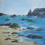 Cornish Rocks SOLD