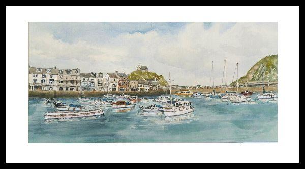 Ilfracombe Harbour