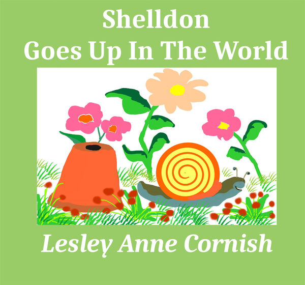 Shelldon Goes Up In The World