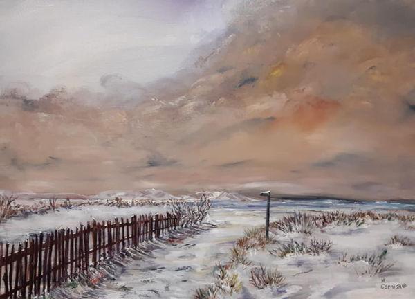 Snow On The Coast £190