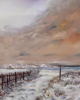 Snow On The Coast £190
