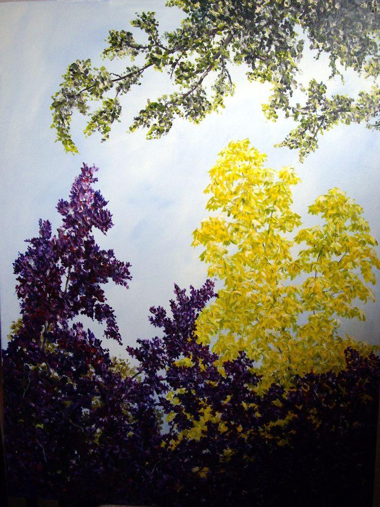 Three Trees £35.00  +  p&p