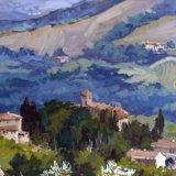 20. 'Terra Toscana', 20x40cm