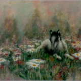 """The Awakening"" - 50x70 cm"