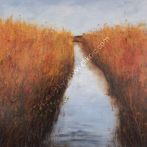 Deep in the Marsh the Warbler Sings