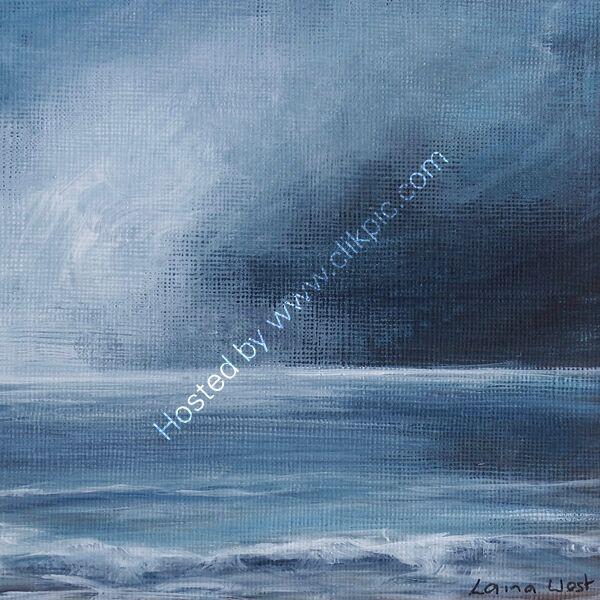 Sea Blue II