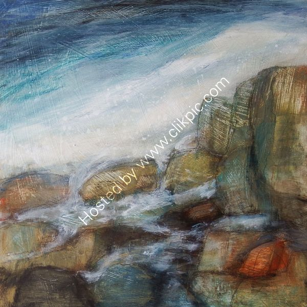 Sea & Pebble