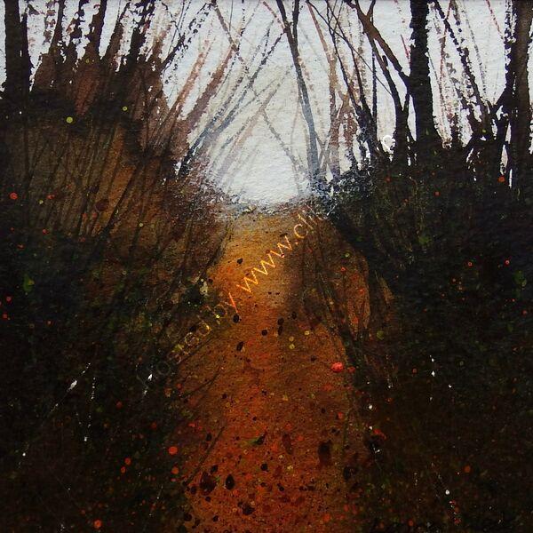 Autumn Wood II