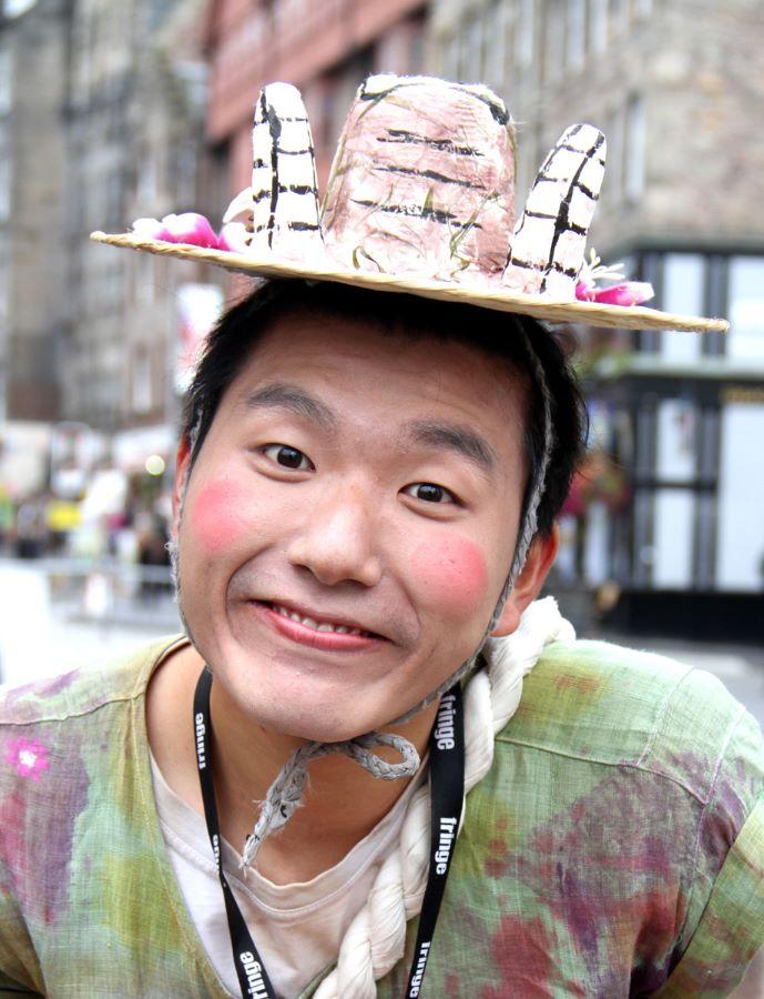 Festival Clown