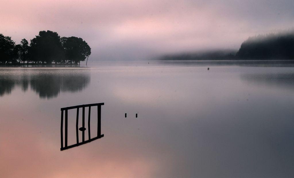 Loch Ard Sunrise 1