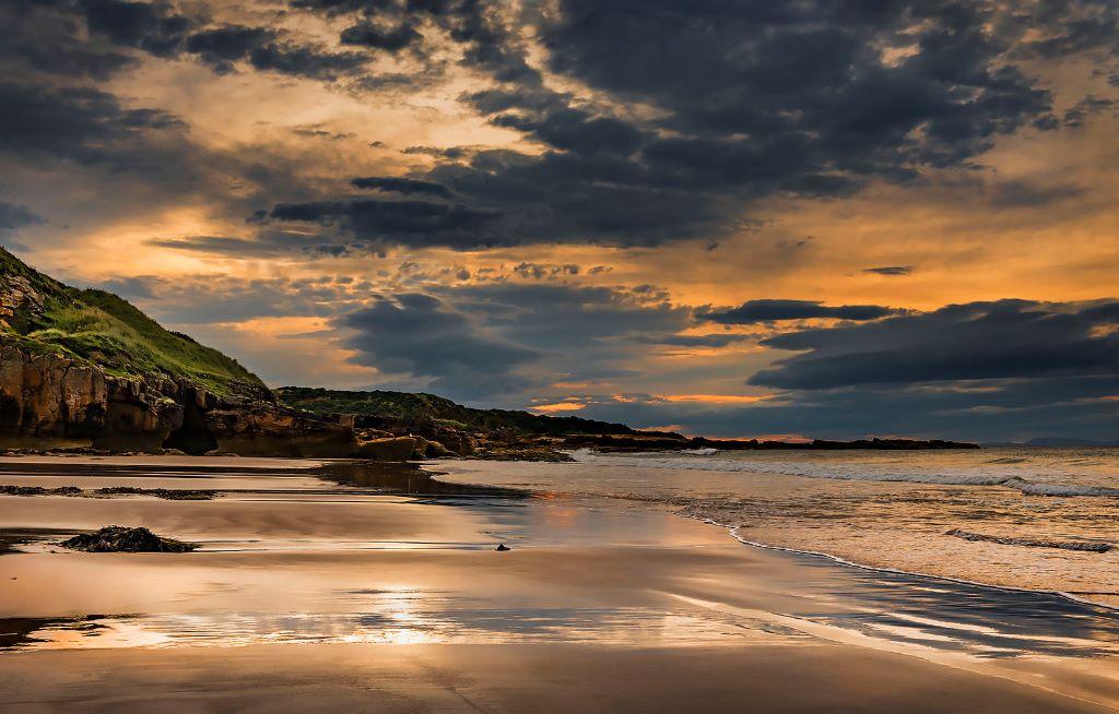 Sunset Cove Bay