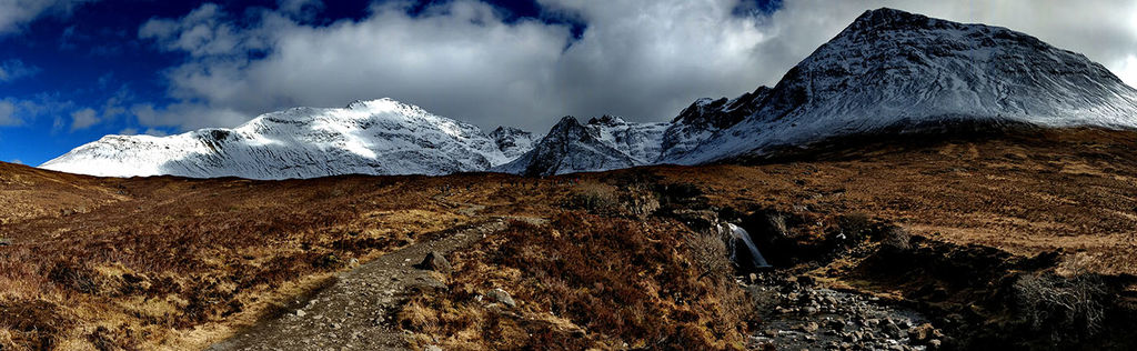 Walk to the Fairy Pools
