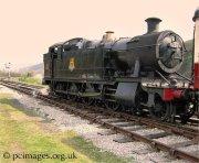 GWR 2-8-0T Tank Engine –5224