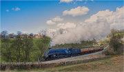 LNER Class A4 4498 Sir Nigel Gresley