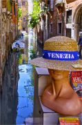 Typical Venetian Canal.
