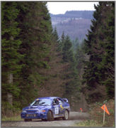 Grizedale Stages Rally