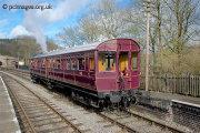 Steam Railmotor No.93