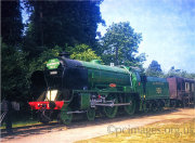 Southern Railway Schools-class No.928 Stowe