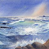 Seascape West Coast of Mull