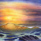 Sunset on Mull