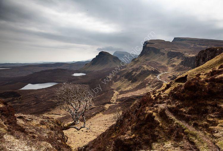 The Quiraing Skye