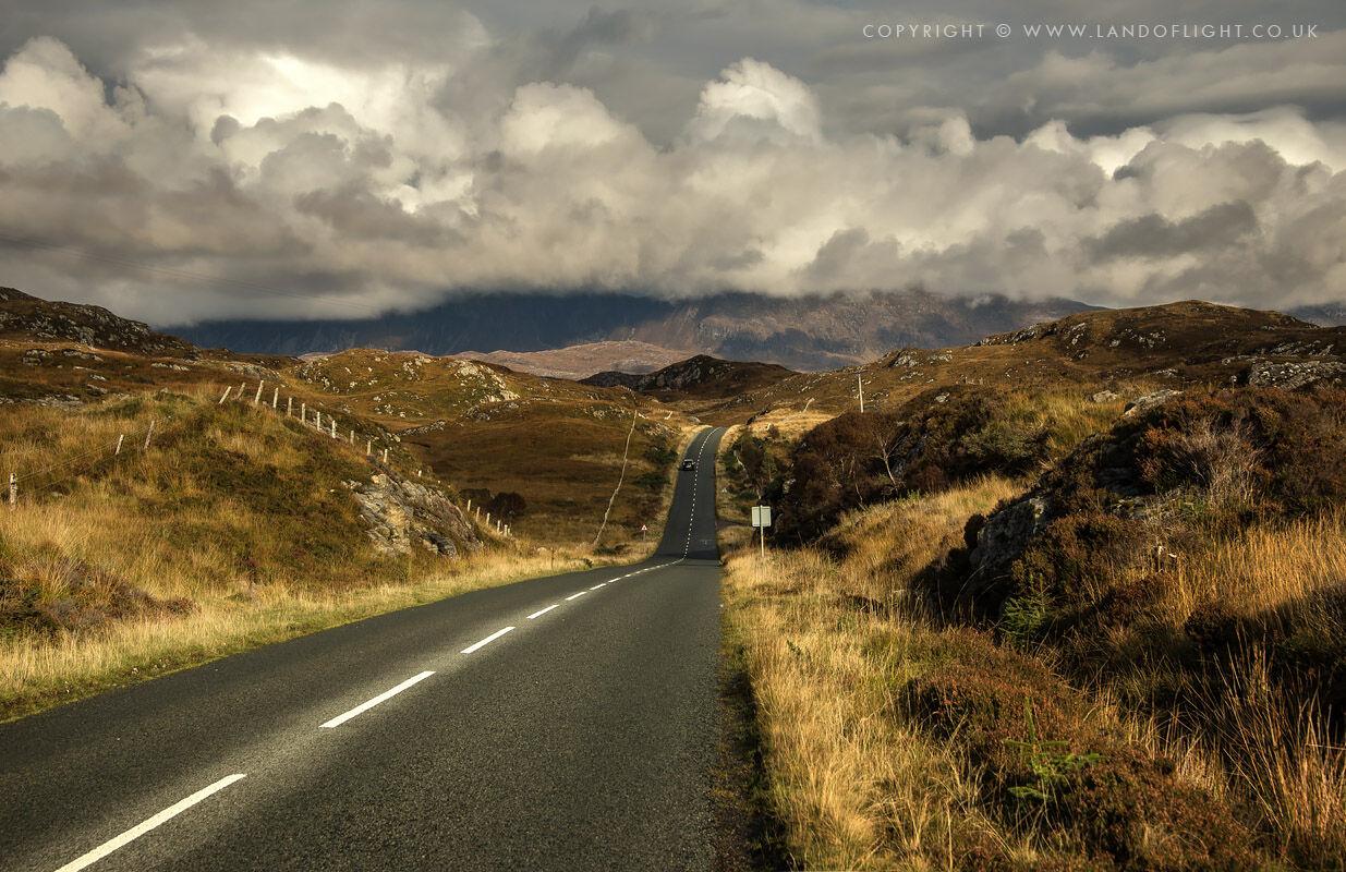 Loch Borralan & Suilven
