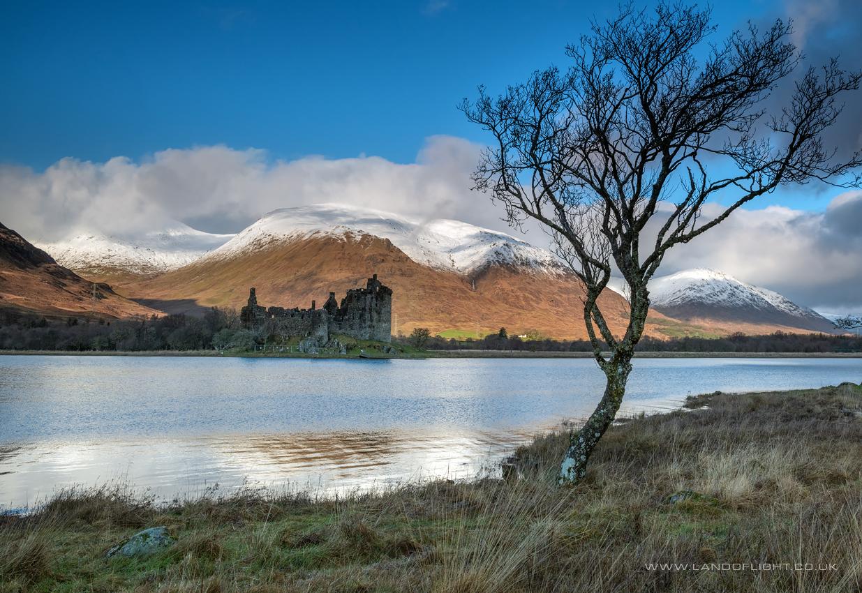 Loch Awe & Kilchurn Castle