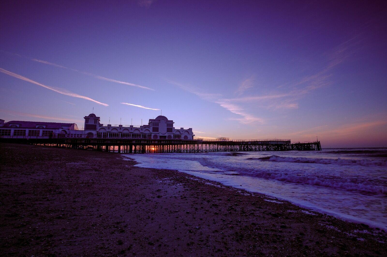 South Parade Pier Sunrise
